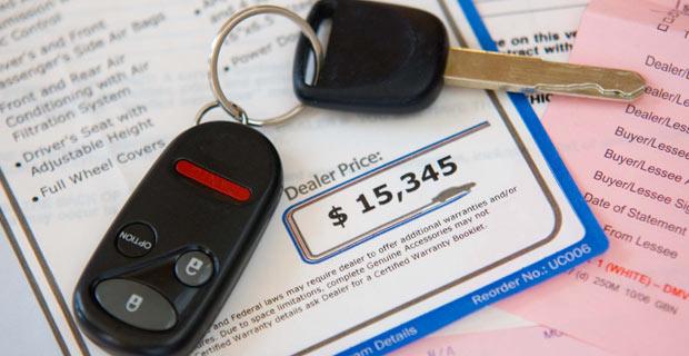 Оформление купли-продажи автомобиля: документы, последовательность действий