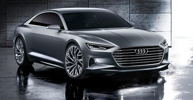 Audi трудится над флагманом A9 e-tron