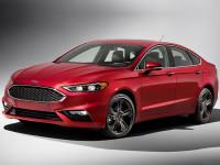 Через пять лет автомобили Ford лишатся руля и педалей