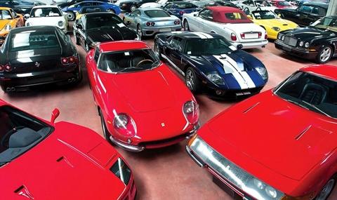 430 спорткаров — кто больше?