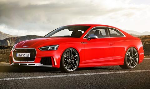 Мотор Porsche для RS-моделей Audi