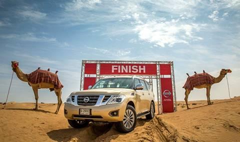 Nissan меняет лошадь на верблюда