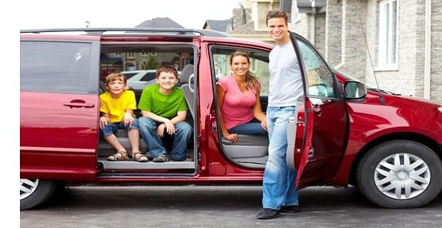 Десятка лучших семейных автомобилей